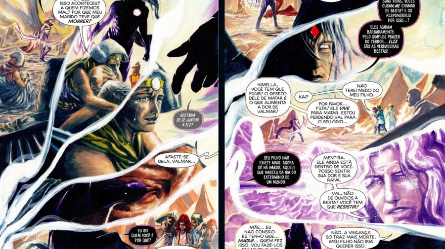"""Riot Games lança nova coleção de histórias em quadrinhos chamada """"League of Legends: Lux"""""""