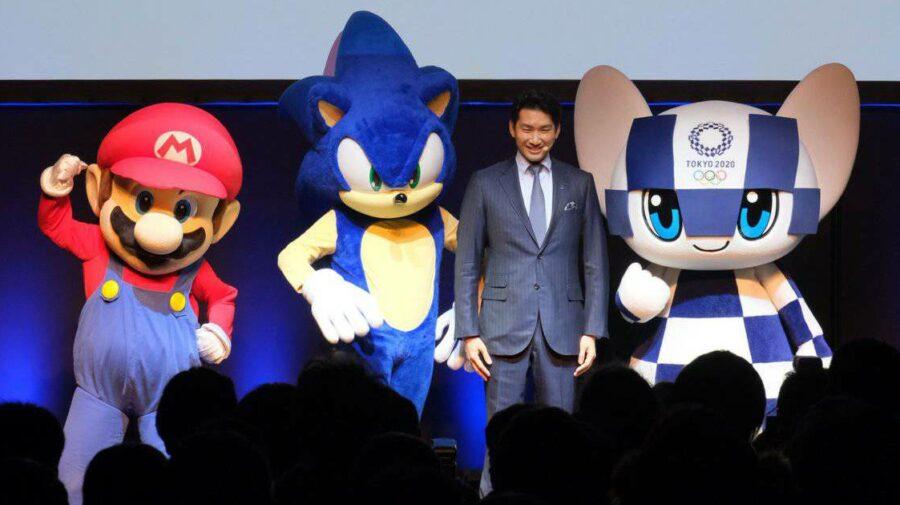 Parceria histórica entre Nintendo e Sega continua em jogos com tema olímpico para 2020