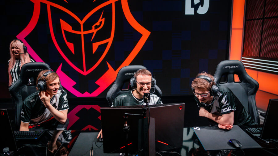 """League of Legends"": G2 vence Origen de lavada está nas finais da LEC"