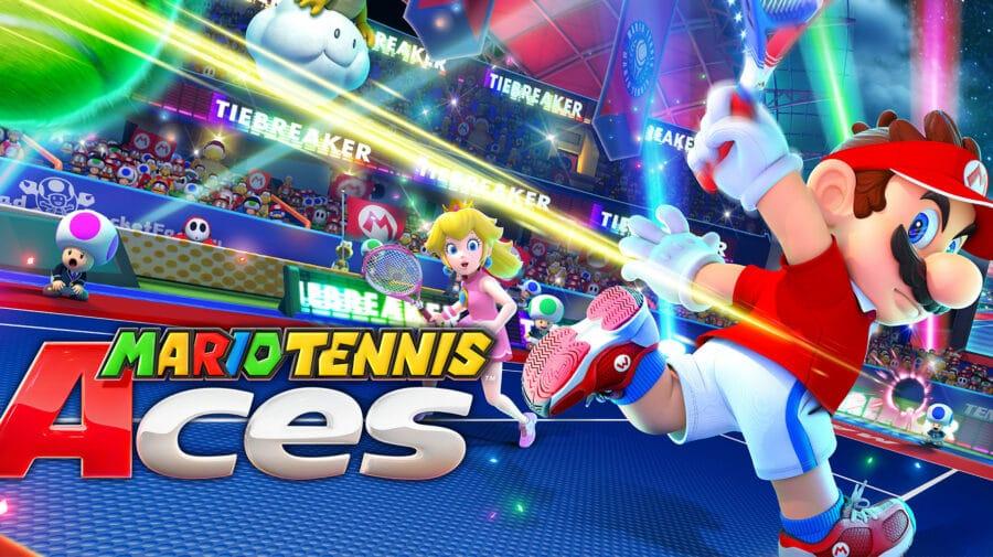 """Confira a nova abertura e os novos modos de """"Mario Tennis Aces"""""""
