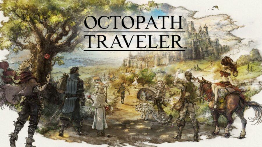 """""""Octopath Traveler"""" chegará no dia 7 de junho para PC"""