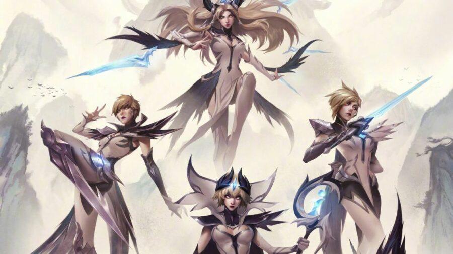 """""""League of Legends"""": Skins comemorativas da Invictus Gaming terão bonecos colecionáveis"""
