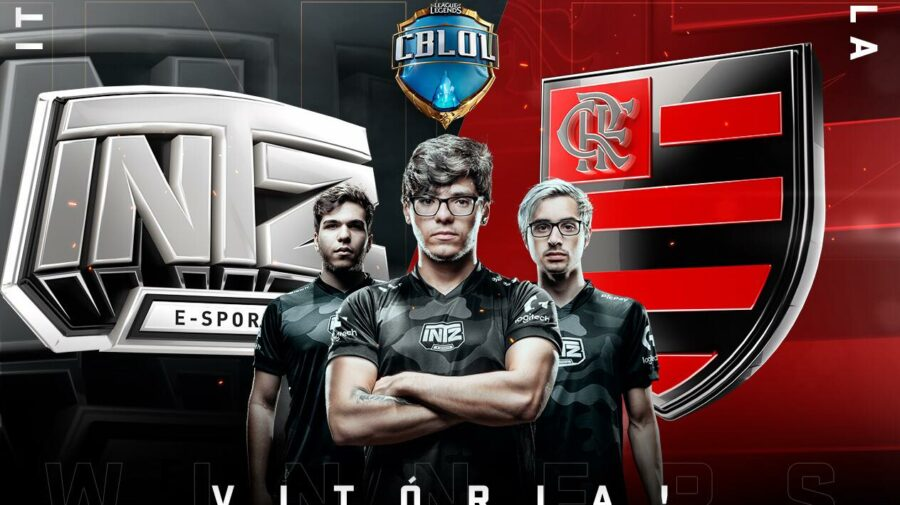 INTZ derrota o Flamengo e é campeã do primeiro split do CBLoL