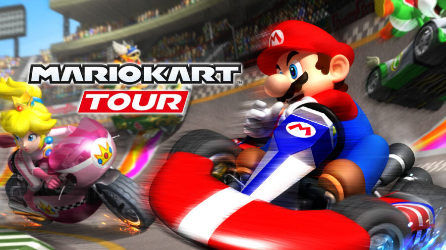 Nintendo anuncia beta fechado de Mario Kart Tour para Android