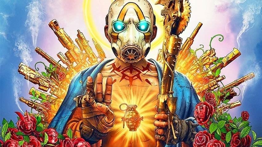 """Arte de capa de """"Borderlands 3"""" é revelada; data de lançamento é divulgada oficialmente"""