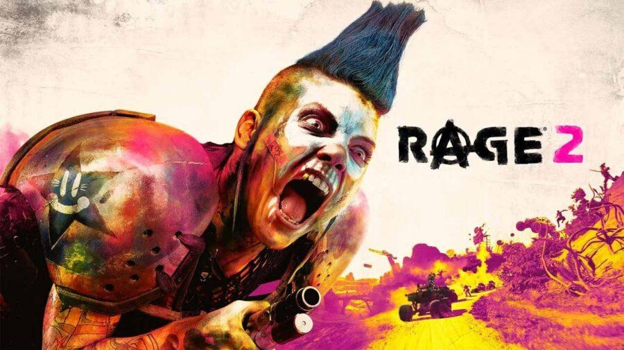 Rage 2 divulga trailer de lançamento