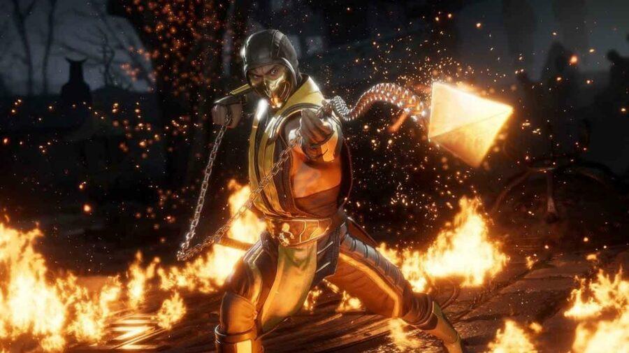 Mortal Kombat 11 é o maior lançamento da história da franquia