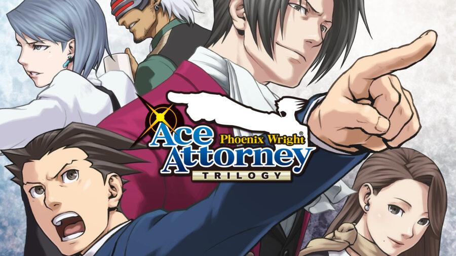 """Chegou o grande dia: """"Phoenix Wright: Ace Attorney Trilogy"""" finalmente é lançado"""
