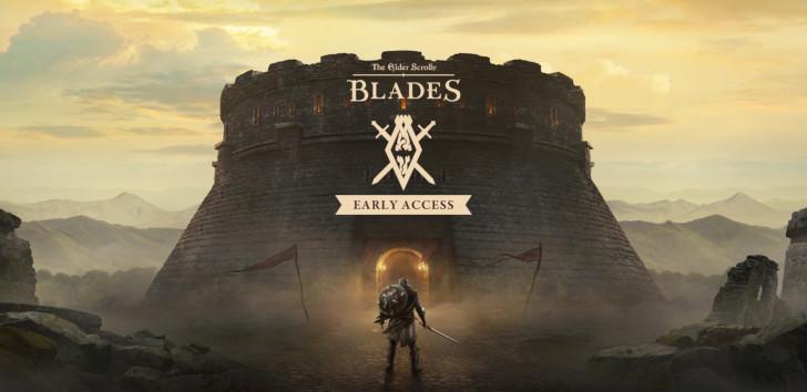 """Acesso antecipado de """"The Elder Scrolls: Blades"""" já está disponível"""