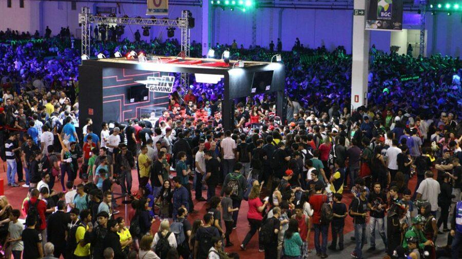 Brasil Game Show inicia venda de ingressos para a 12ª edição