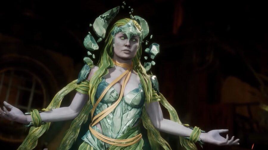 """""""Mortal Kombat 11"""" conta com uma nova participante: Cetrion"""