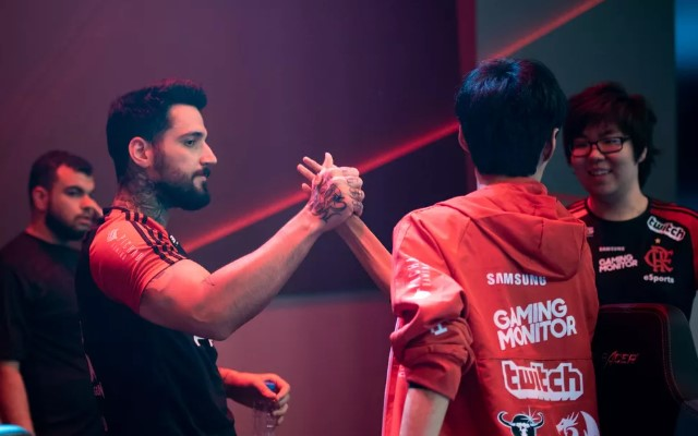 """League of Legends"": Flamengo atropela CNB e garante vaga para a final do CBLoL"