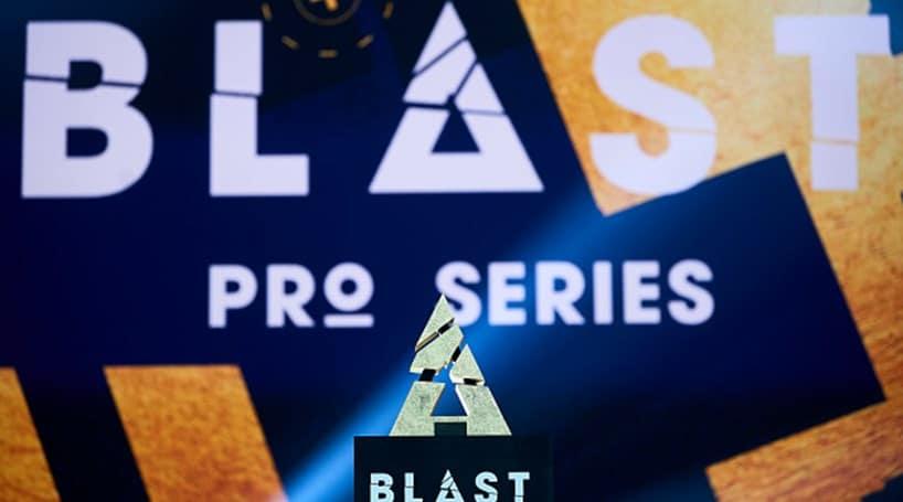 "BLAST Pro Series, de ""CS:GO"", altera sua estrutura competitiva"