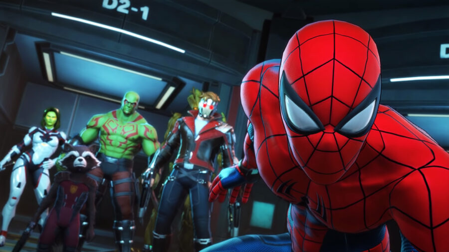 Exclusivo do Switch, Marvel Ultimate Alliance 3: The Black Order divulga novo trailer