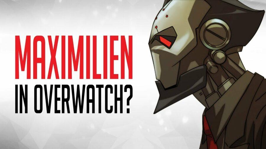"""""""Overwatch"""": Novo teaser Tempestade Iminente revela possível novo herói: Maximilien"""