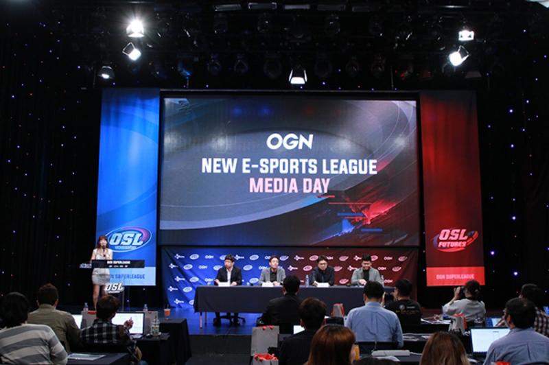 OGN Super League 2019 contará com apoio da LG e Sony