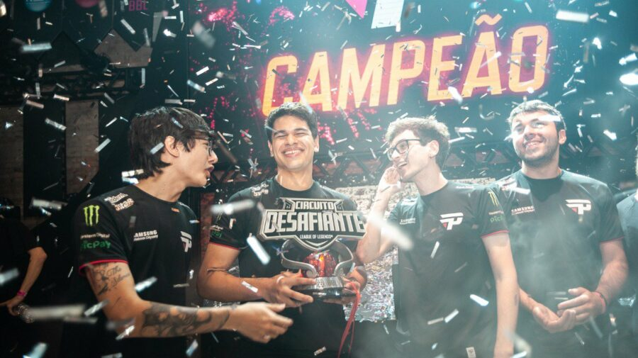 """League of Legends"": PaiN Gaming atropela Team oNe e se torna campeã do Circuito Desafiante"