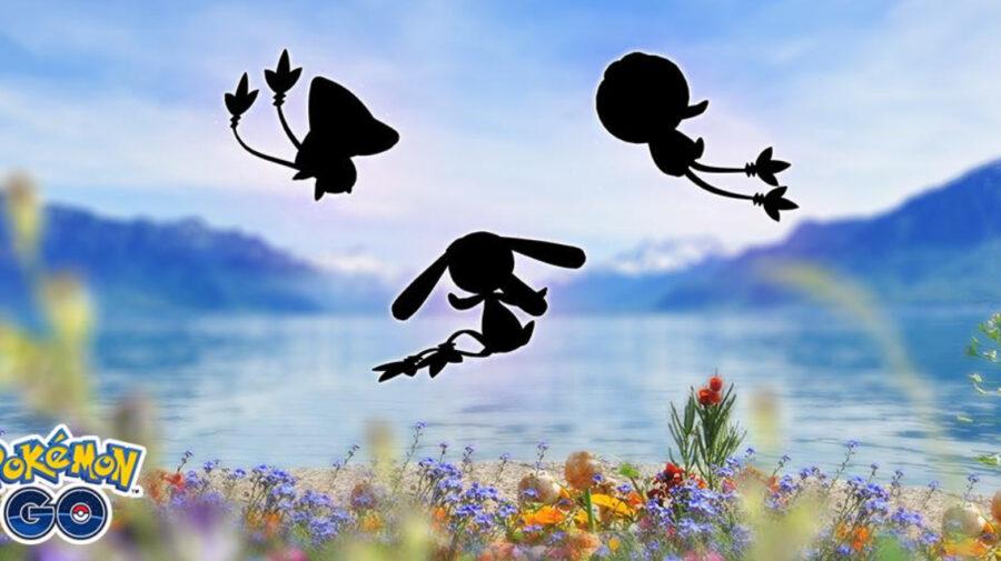 Pokémon GO lança três criaturas lendárias de uma vez