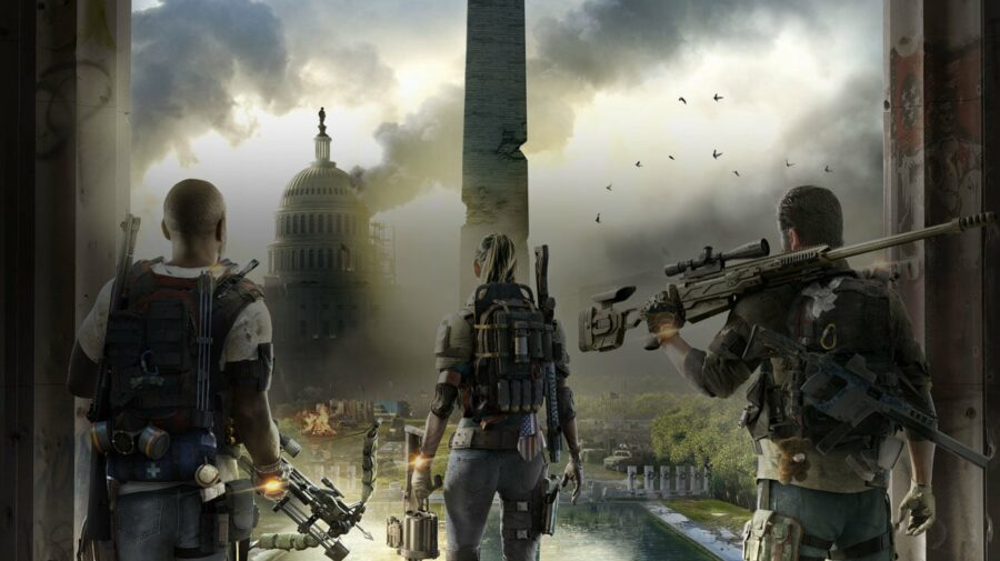 """The Division 2"" está no topo das vendas do Reino Unido"