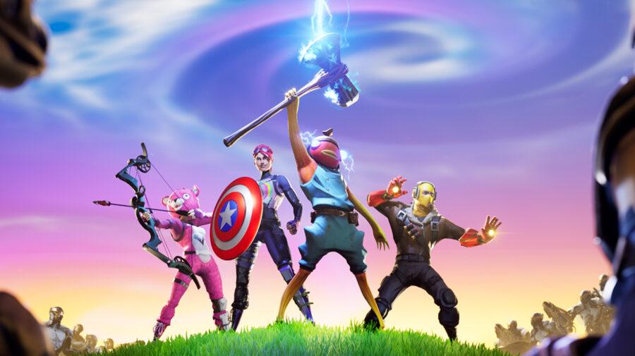 Novo modo crossover de Fortnite e Vingadores já está disponível