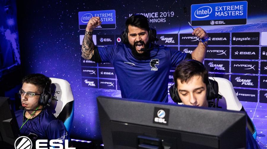 CS:GO: FURIA vence Fnatic e assegura vaga nos playoffs da DreamHack Masters Dallas