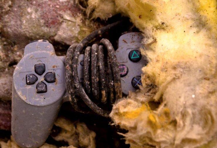 O triste e assustador mundo dos videogames abandonados