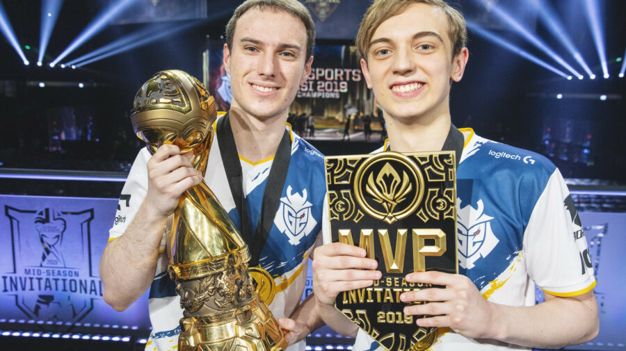 Dominante, G2 supera Liquid e é campeã do MSI 2019