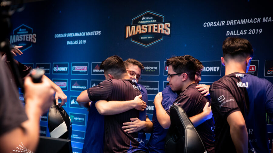 CS:GO: FURIA domina Vitality e avança para as semifinais na DreamHack Masters Dallas