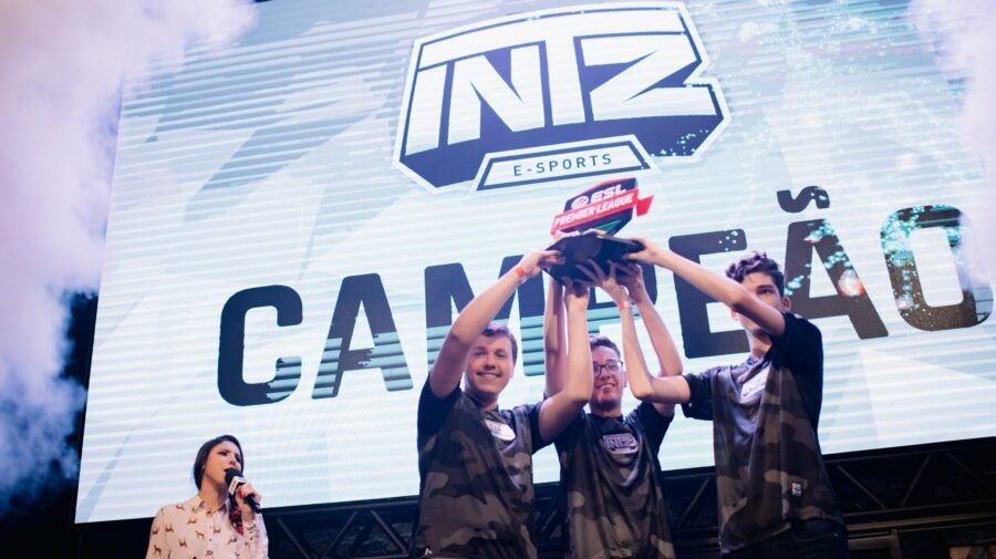 INTZ supera Lowkey e fatura BPL de Rocket League