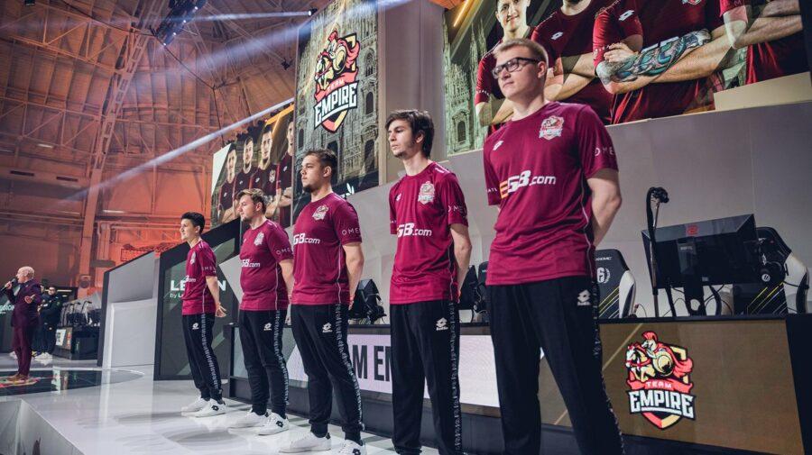 Team Empire supera Evil Geniuses e conquista as finais da Rainbow Six Pro League Season 9