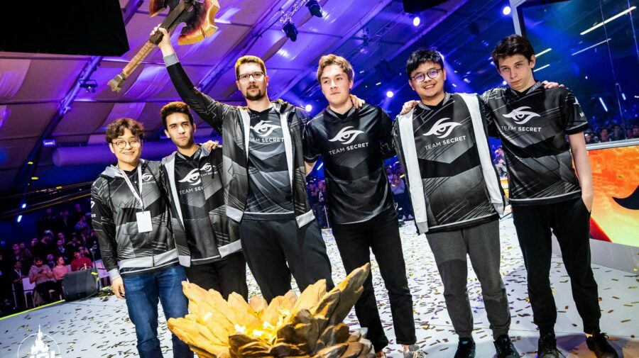 Team Secret vence Liquid e fatura o MDL Disneyland Paris Major de Dota 2