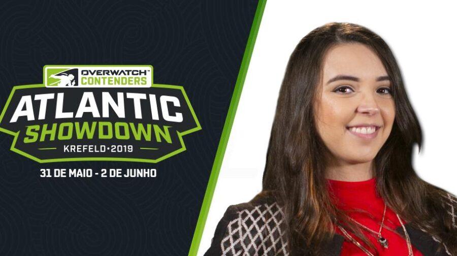 Overwatch: Brasileira Ana Xisdê participará da transmissão oficial em inglês do Duelo do Atlântico