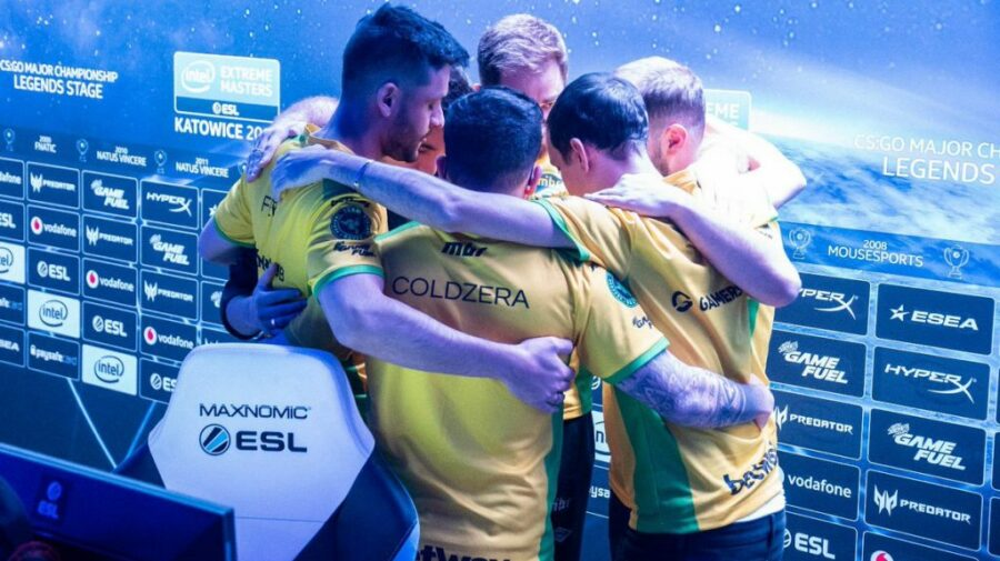 MIBR volta a buscar classificação para as finais da nona temporada da ESL Pro League de CS:GO