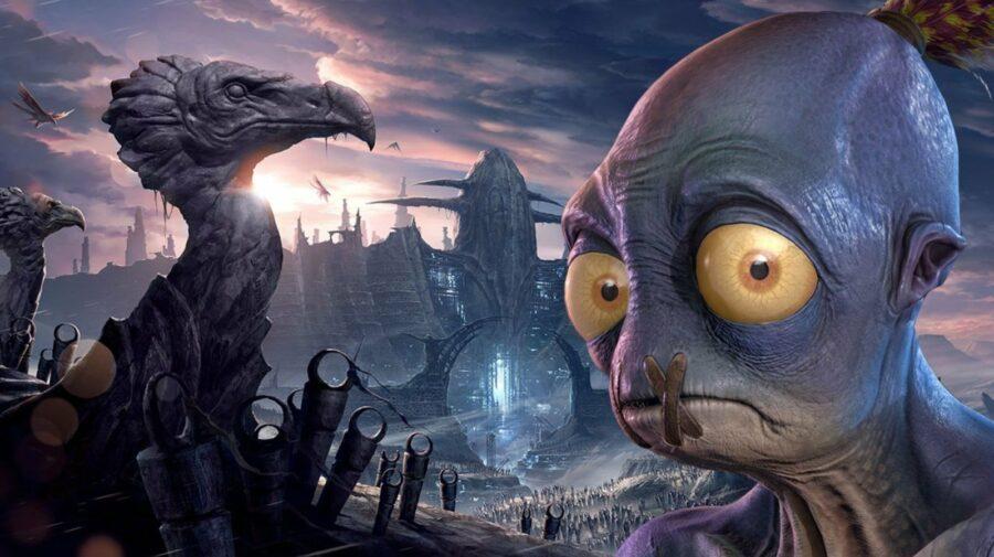 Oddworld: Soulstorm divulga 1º trailer com cenas de gameplay
