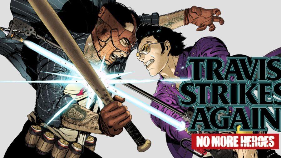 Travis Strikes Again: No More Heroes é anunciado para PS4 e PC