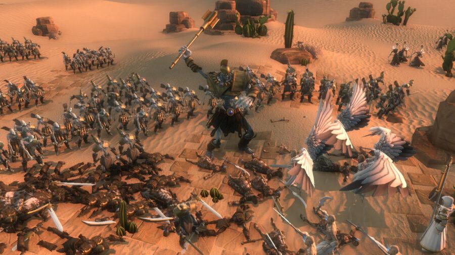 Jogo de estratégia Age of Wonders 3 está disponível gratuitamente no Humble Store