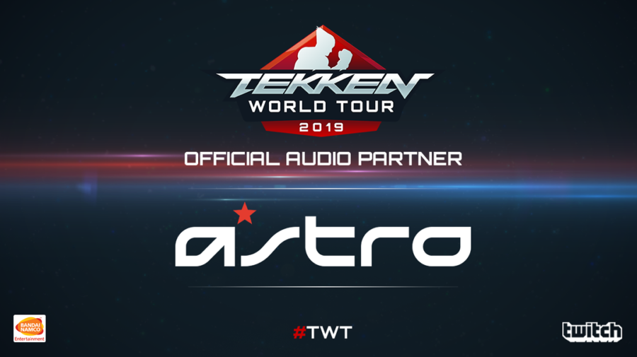 Bandai Namco e ASTRO Gaming anunciam parceria para Tekken World Tour 2019