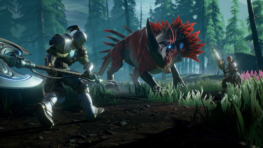Dauntless atinge 4 milhões de jogadores após lançamento no PS4 e Xbox One