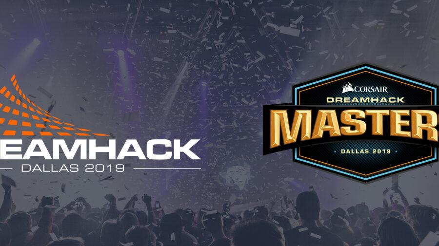 Guia: DreamHack Masters Dallas 2019 - Times participantes, grupos, calendário, partidas e premiação