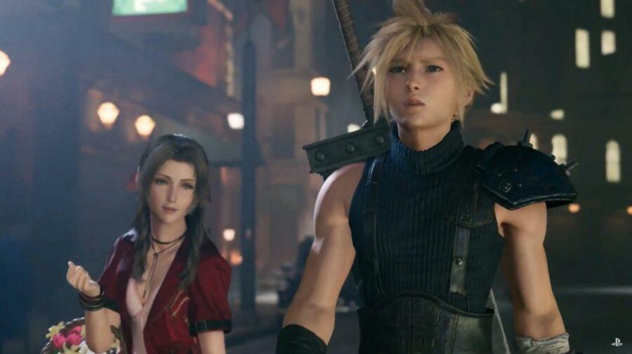 Final Fantasy VII Remake  recebe novo trailer