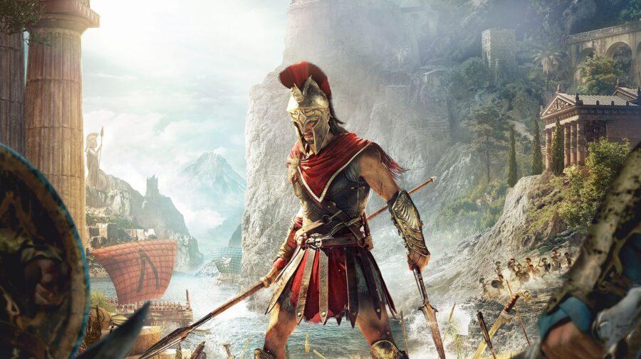 Aventura VR baseada em Assassin's Creed: Odyssey chega a São Paulo
