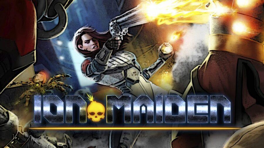 Banda Iron Maiden processa 3D Realms por violação de marca do jogo Ion Maiden