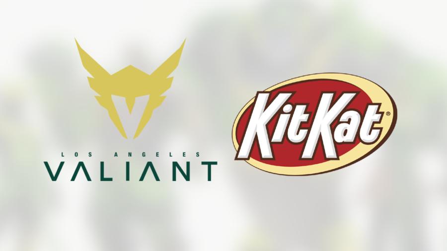 Marca Kit Kat anuncia parceria com LA Valiant de Overwatch