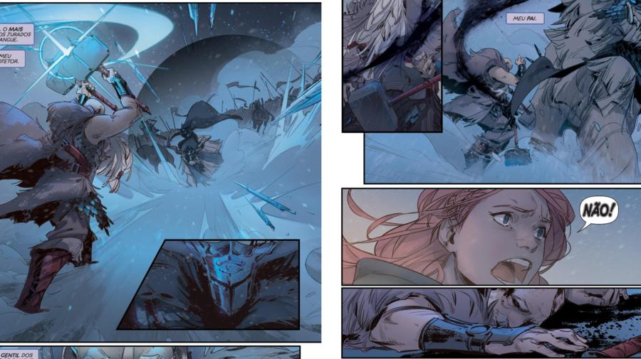 """Nova coleção de histórias em quadrinhos """"League of Legends: Lux"""" está disponível"""