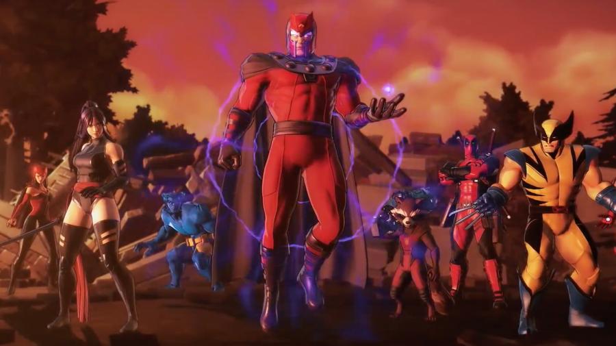 X-Men são o destaque em novo trailer de Marvel Ultimate Alliance 3
