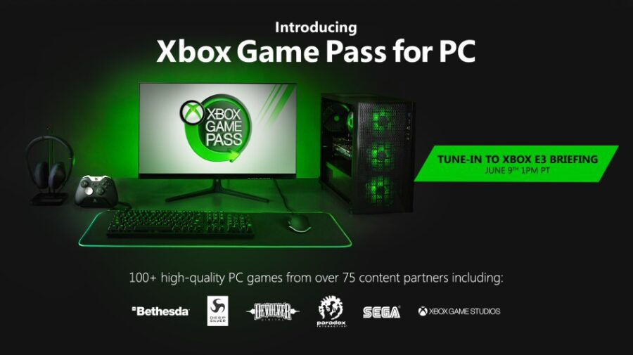 Microsoft anuncia mais de 20 títulos no Steam e Xbox Game Pass para PC