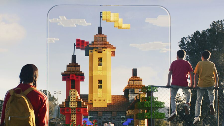 Microsoft anuncia Minecraft Earth, jogo de realidade aumentada estilo Pokémon GO