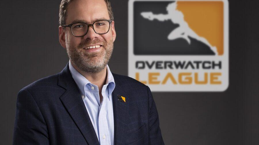Comissário da Overwatch League deixa Blizzard para trabalhar na Epic Games