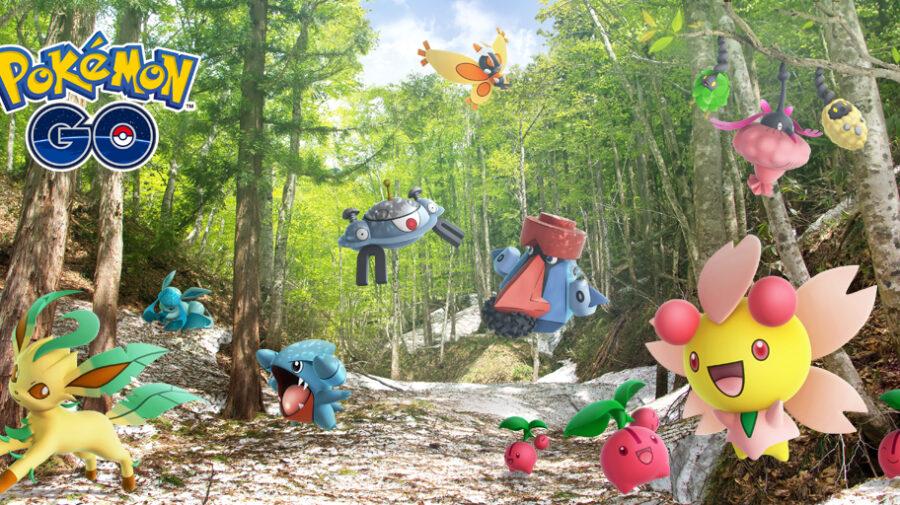 Novos monstrinhos e Módulos Atrair chegam a Pokémon GO