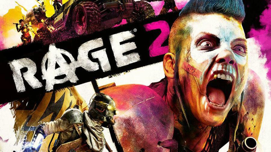 E3 - Expansão de Rage 2 divulga primeiro trailer